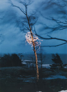 Tuula Närhinen, 'Windtracers', 2000