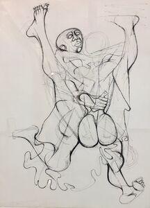 Dumile Feni, 'Untitled', ca. 1980