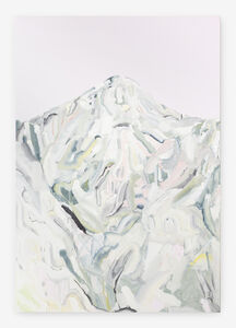 Andy Woll, 'Mt. Wilson (White Out VI)', 2016
