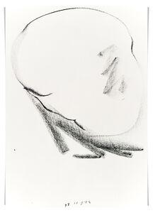 Dietrich Helms, 'Kreidezeichnung', 1994