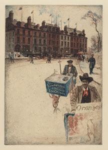Charles Frederick William Mielatz, 'Bowling Green', 1910