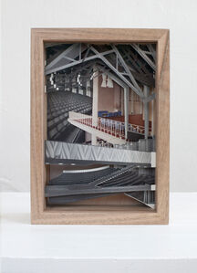 Claudia Larcher, 'Kirchliche Bauten, Friedhöfe', 2016