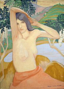 Achsah Barlow Brewster, 'Idylle Sorrentine', 1920