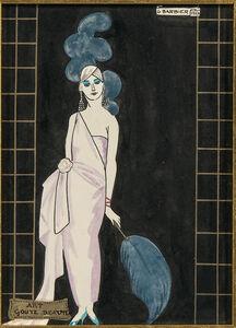 Georges Barbier, 'Art, Goût, Beauté'