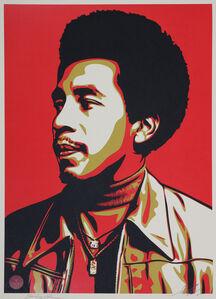 Shepard Fairey, 'Smokey Robinson (Red)', 2009