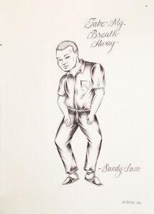 Alexis Ross, 'Take My Breath Away ', 2916