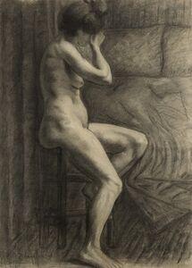 Théophile Alexandre Steinlen, 'Nu  ', 1900-1905