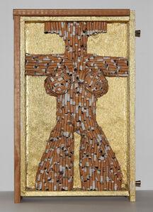 Al Hansen, 'Gold Box Isabela Venus', 1992