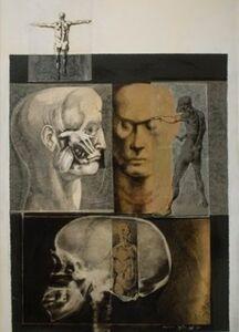 Michael Ayrton, 'Journey Through the Head', 1970