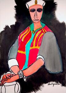 Grace Hartigan, 'Tunisian Woman', 2000