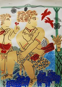 Alekos Fassianos, 'Gold Νest'