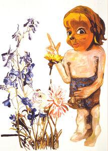 Maria Brunner, 'Ihr werdet alle sterben', 2003