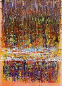 Andrzej Fogtt, 'The Brda River', ca. 2020