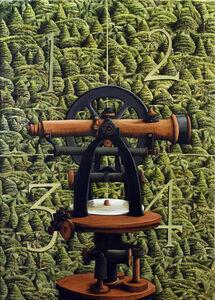 Mark Wooller, 'Surveyors Lots', 2013