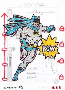 Gary John, 'Iconic Batman', 2019
