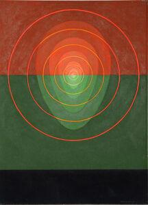Clarence Holbrook Carter, 'Mandala No. 2', 1968