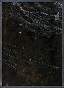 Oscar Murillo (b. 1986), 'Untitled', 2009