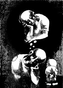 Naji Al-Ali, 'Untitled'