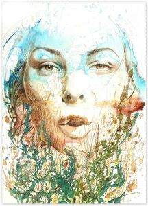 Carne Griffiths, 'The Meadow', 2020