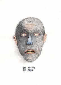 Kevin Simón Mancera, 'Yo no soy de aquí', 2016