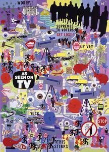 Nancy Chunn, 'Land of the Stupid', 2001