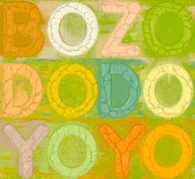 Mel Bochner, 'BOZO', 2020