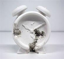 Daniel Arsham, 'Daniel Arsham, Future Relic 03 (Clock)', 2015