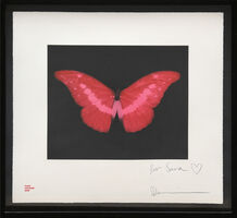 Damien Hirst, ' To Lose - Butterfly.', 2008