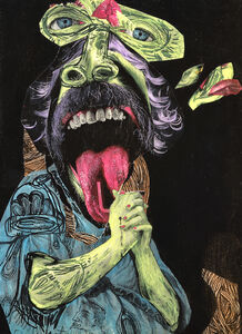 Judith Supine, 'Untitled 3', 2007