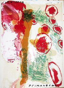 Julian Schnabel, 'Sexual Spring-Like Winter Series- Invierno', 1995