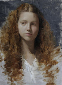 """Michael Klein, '""""Young Girl""""', 2015"""