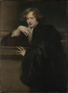 Anthony van Dyck, 'Self-Portrait', 1620-1621