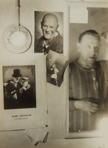 Umbo, 'Grock the Clown', ca. 1928