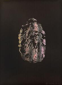 June Wayne, 'Visa/Tuesday', 1976
