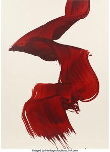 James Nares, 'Stop 4', 2004