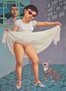 林麗玲Lin Li-Ling, '貓The Cat', 2020