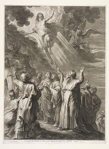 Schelte Adams Bolswert after Jacob Jordaens, '[Resurrection of Christ]'