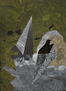 Kirsten Furlong, 'Night Passages: Flat Water', 2019
