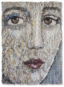 Gugger Petter, 'Portrait of a Woman', 2019