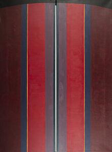 Ruth Eckstein, 'Portals XIX', 1986