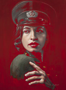 Kathrin Longhurst, 'In The End History Fades  and We Learned Nothing II', 2015