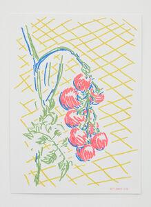 Butt Johnson, 'Untitled (Cherry Tomatoes)', 2018