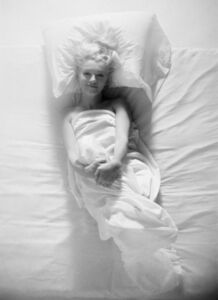 "Douglas Kirkland, '""Marilyn Monroe""', 1961"