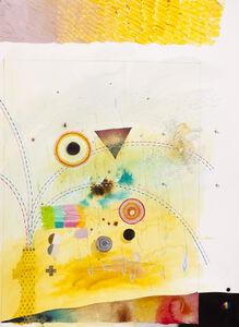 Gala Bent, 'Trajectories (Tender Chemistry)', 2020
