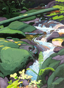 Clayton Anderson, 'Mountain Stream', 2020