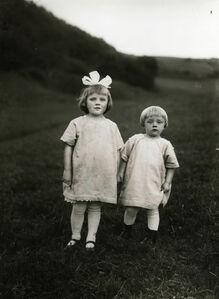 August Sander, 'Farm Children', 1928