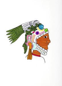 Carlos Colín, 'Guerrero Calavera (Calavera Warrior)', 2014