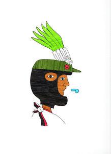 Carlos Colín, 'Máscara Nacional (National Mask)', 2014