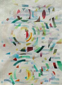 Tanya Goel, 'Studies for Mechanisms 8', 2020