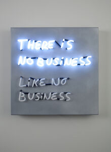 Rafael Lozano-Hemmer, 'There Is No Business Like No Business', 2009